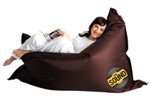 logos on beanbags